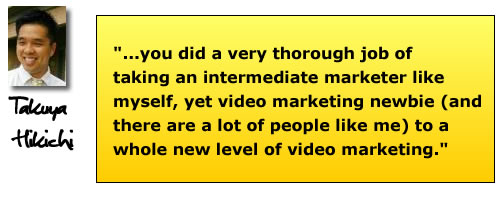 Video Marketing Traffic