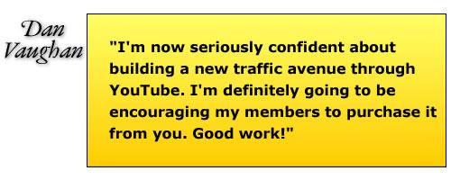 YouTube Traffic Video Testimonial