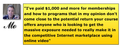Video Marketing Testimonial